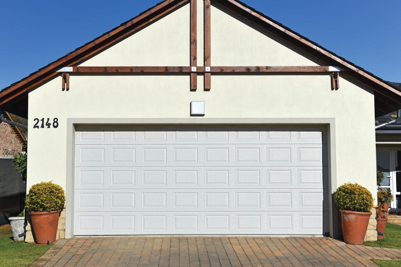 Van Acht Aluminium Garage Doors Alu Zinc