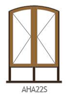 Flat Arch AHA22S