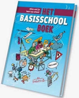 Het basisschoolboek