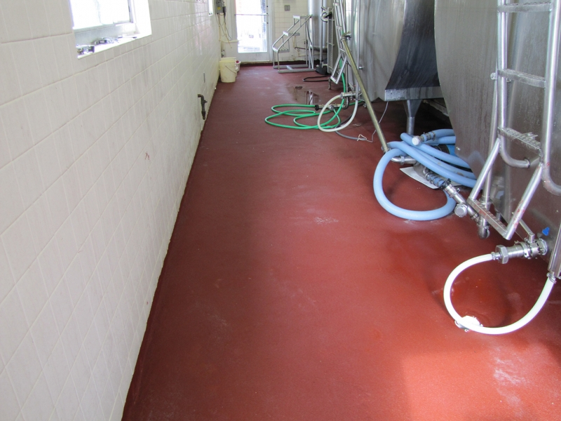 Vanberg Specialized Coatings  Dairy Production
