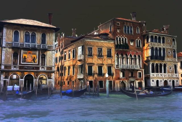 Venice Canale Grande 2