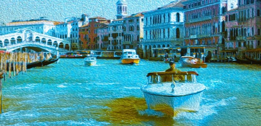Venice Rialto Bridge 2