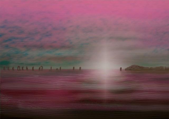 Lagoon of Venice Pink
