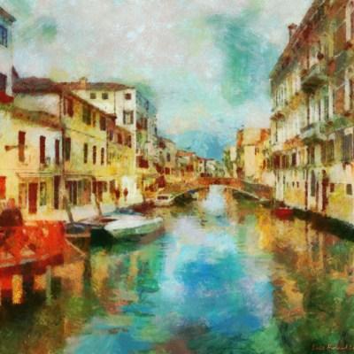 Venice Canale Murano