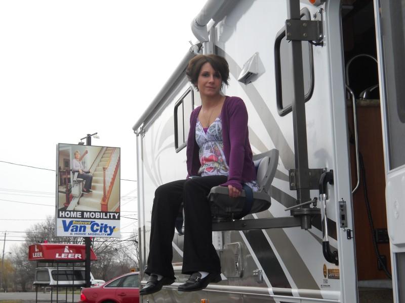 Wheelchair Vans Handicap Vans Buffalo Handicap RV Lifts