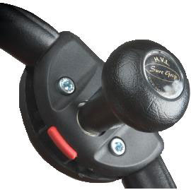 wheelchair grips knoll handkerchief chair vans handicap buffalo spinner knobs click for large view