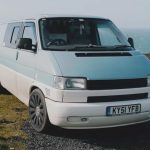 Two Young Ladies Convert A Vw T4 Into A Stunning Home On Wheels