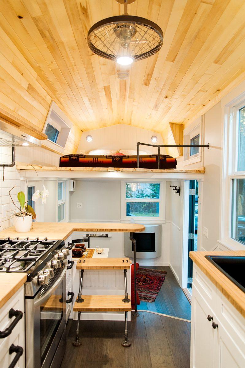 medium resolution of top tiny homes inside the aspen