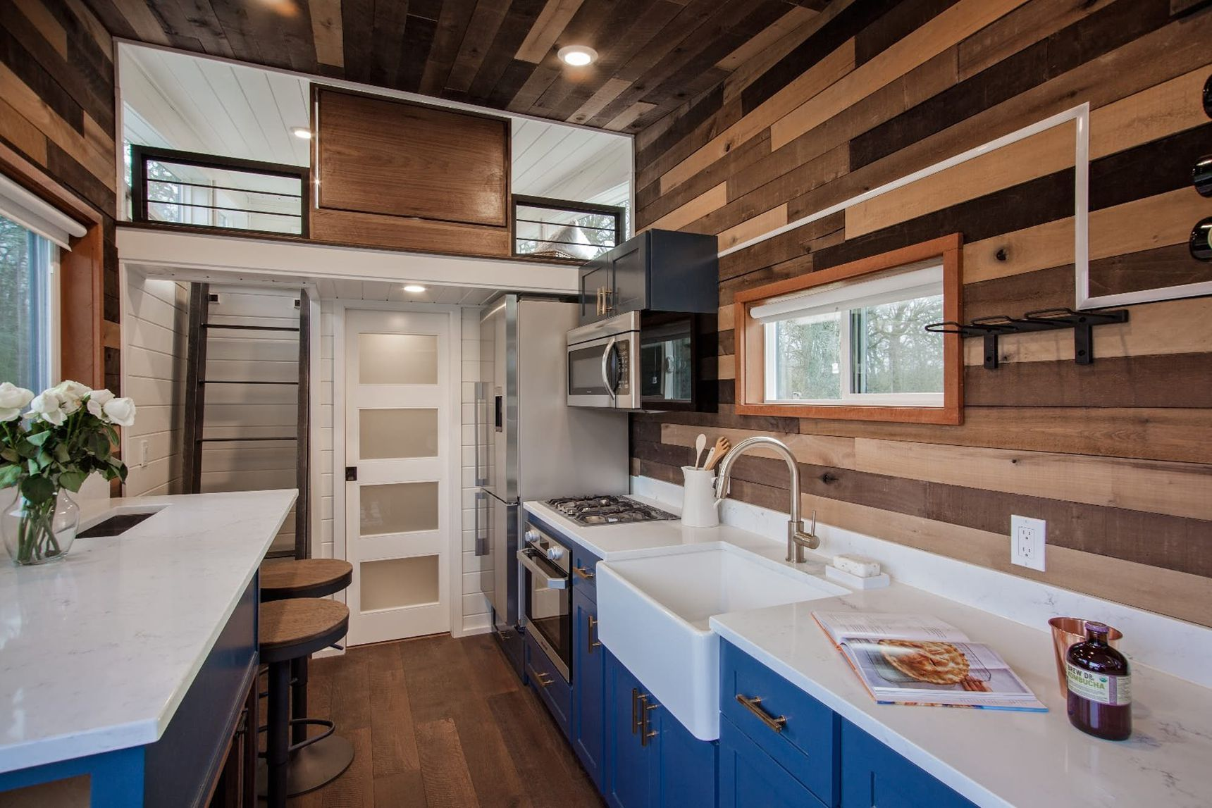 hight resolution of top tiny homes breezeway kitchen