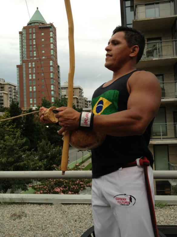 Capoeira Mestre Indio