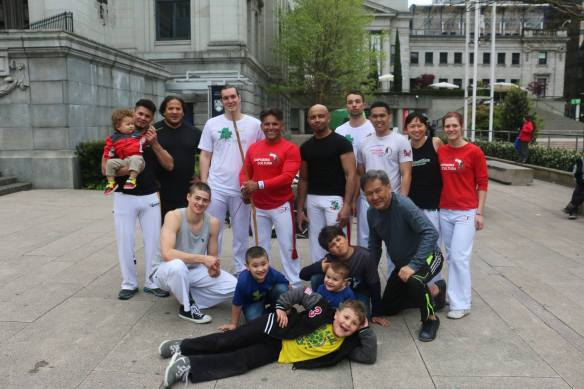 vancouver capoeira