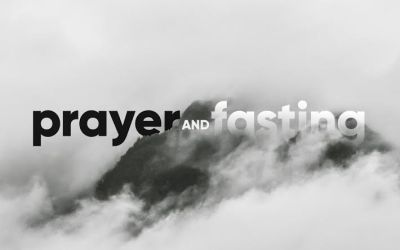 PRAYER and FASTING Week 2 Conversation Starters
