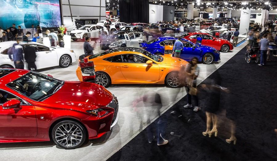 Vancouver International Auto Show 2017  Events  Vancouver Convention Centre