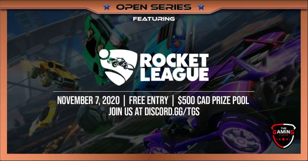 TGS Rocket League event