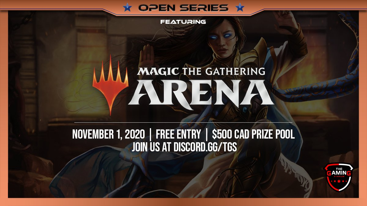 TGS Magic Arena Event