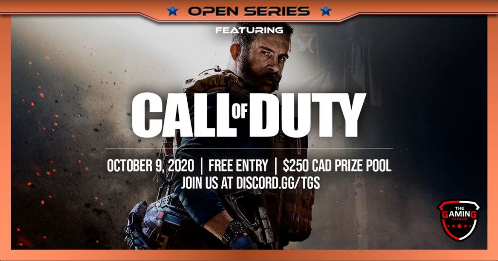 TGS CoD October 9th 2020