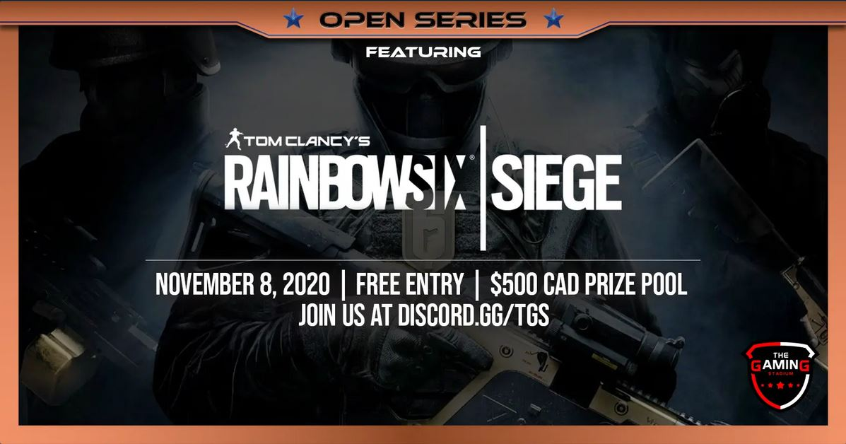Rainbow Six: Siege touranament TGS