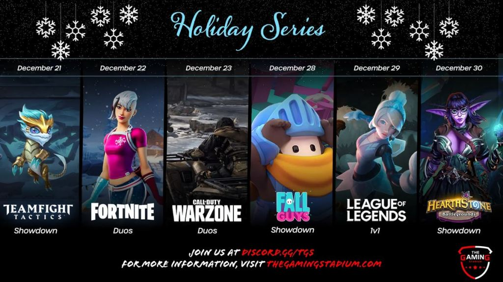 TGS Holiday Series 2020
