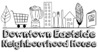 Downtown Eastside Neighbourhood House logo