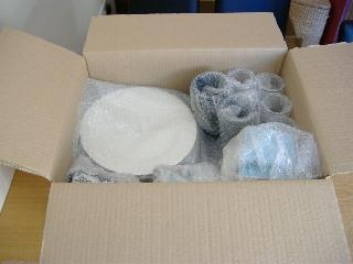 Packing and Unpacking, Vancouver moving and packing services.