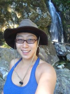 Me at Silver Falls