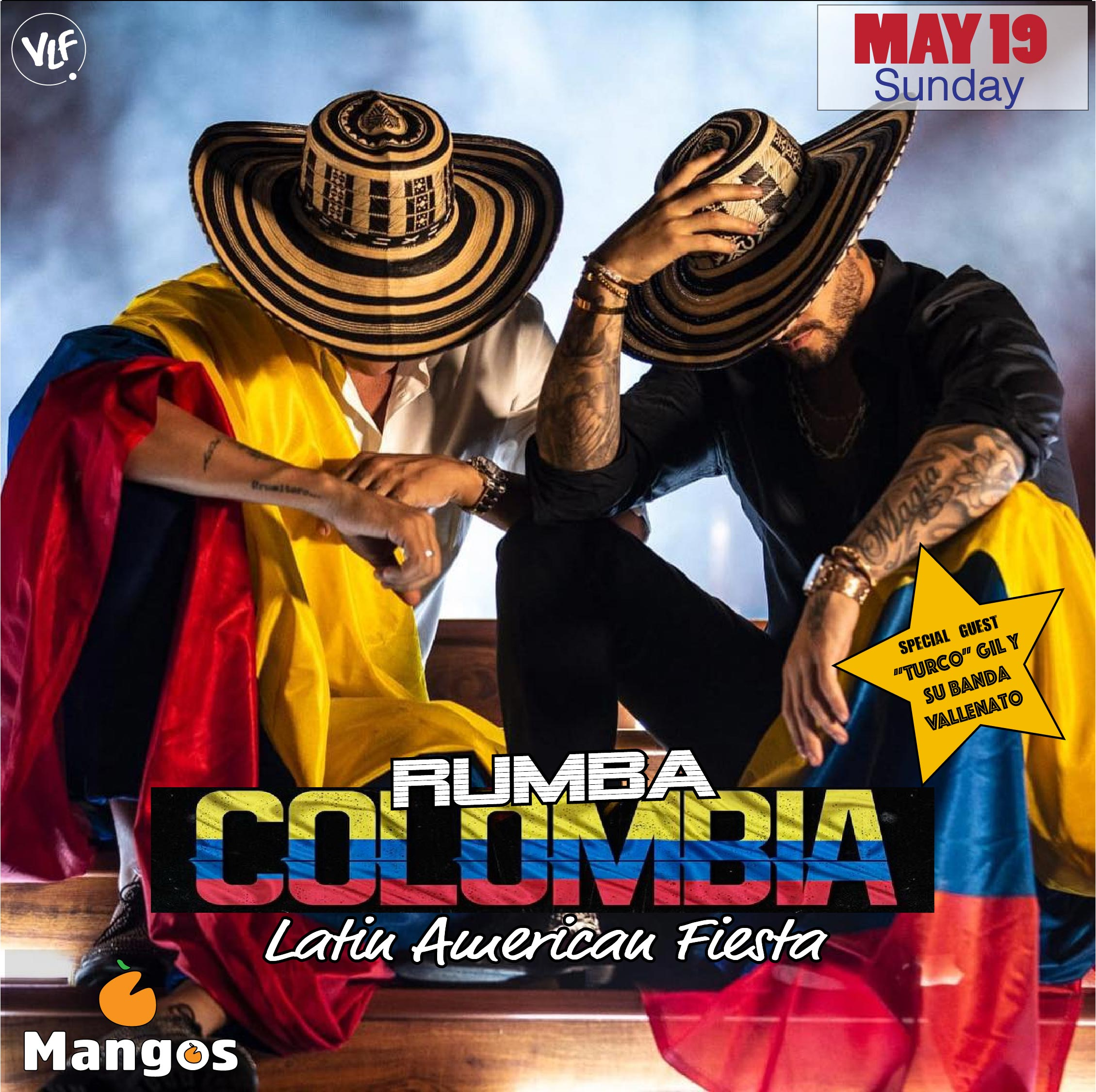 Rumba Colombia 2019