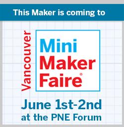 Maker Badge for blogs