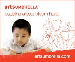 rainy-day art projects arts umbrella