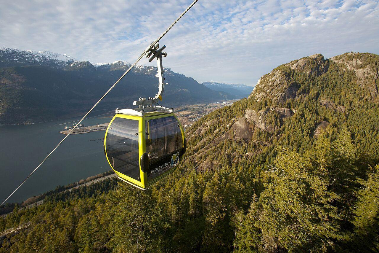 Sea to Sky Gondola Second Birthday - Vancouver Mom