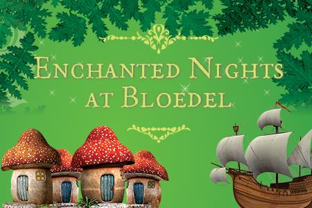Enchanted Nights at Bloedel - Vancouver Christmas Activities