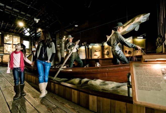 What to do on Family Day: Gulf of Georgia Cannery