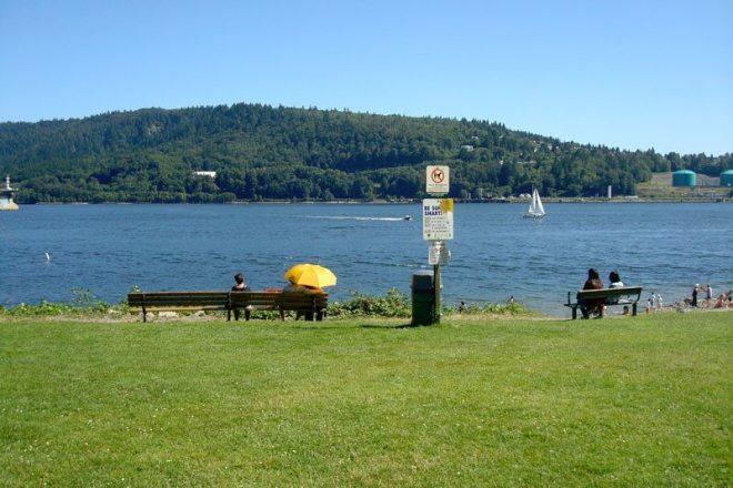 Best Ocean Beaches Outside Vancouver: Cates Park