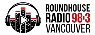 roundhouse radio logo