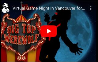 virtual game night demo video