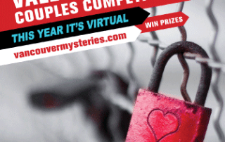 Valentine's Day Virtual Events in Vancouver
