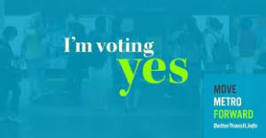Voting YES: Transportation and Transit Plebiscite