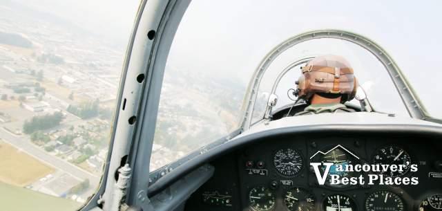 Geoff Latter in Nanchang CJ-6A Stunt Plane