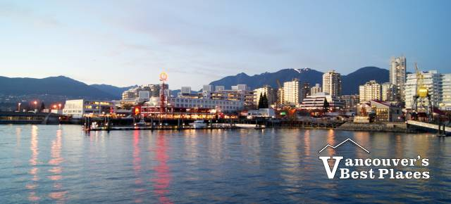 North Vancouver Bc Vancouver S Best Places
