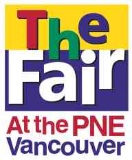 The PNE Fairgrounds in August