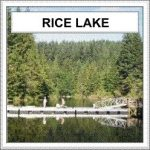 Rice Lake in North Vancouver
