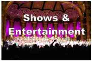 Shows and Entertainment