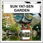 Sun Yat-Sen Garden in Vancouver's Chinatown