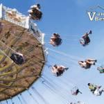 Wave Swinger Ride at PNE Playland