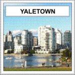 Yaletown waterfront n Vancouver
