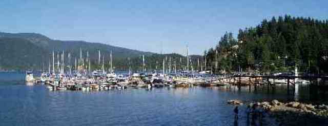 Deep Cove Harbour