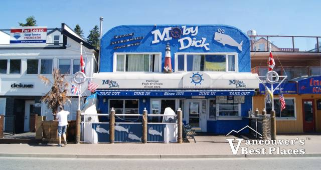 Moby Dick Fish and Chips Restaurant
