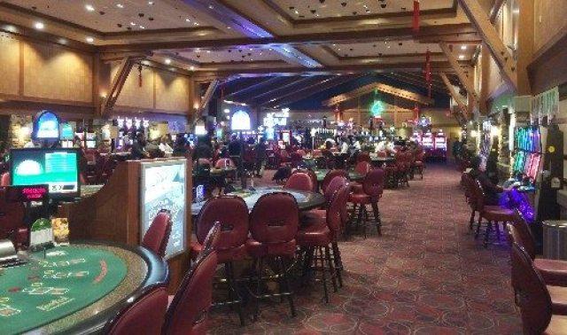 River Rock Casino Interior