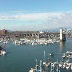 View from Granville Street Bridge