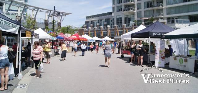 White Rock Sunday Market
