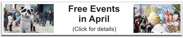 Free Events in April